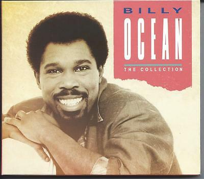 Billy Ocean - The Collection - Best Of / Greatest Hits 2CD NEW/SEALED