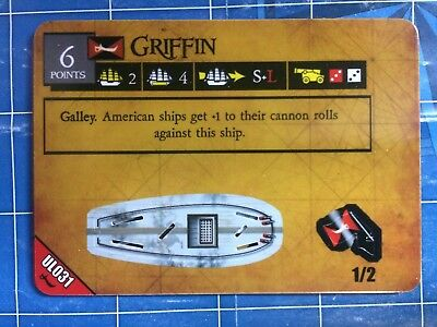 Pirates of the Barbary Coast - Griffin UL031 Corsair