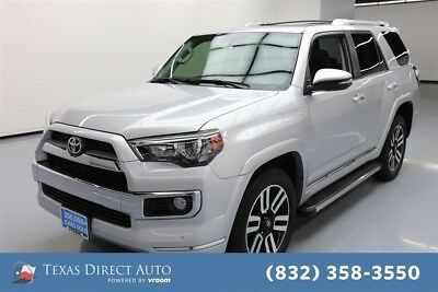 2015 Toyota 4Runner AWD Limited 4dr SUV Texas Direct Auto 2015 AWD Limited 4dr SUV Used 4L V6 24V Automatic 4WD SUV