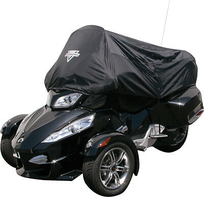 Can-Am Spyder Half Cover Black Nelson-rigg CAS-375 For 10-16 Can-Am Spyder RT