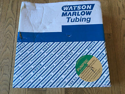 Watson-Marlow 913.A032.016 Platinum-Silicone Tubing 3.2mm Bore x 1.6mm Wall #16