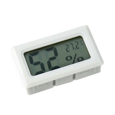 ±1°Mini Electronic Digital LCD Temperature Sensor Thermometer Tester Tool RR