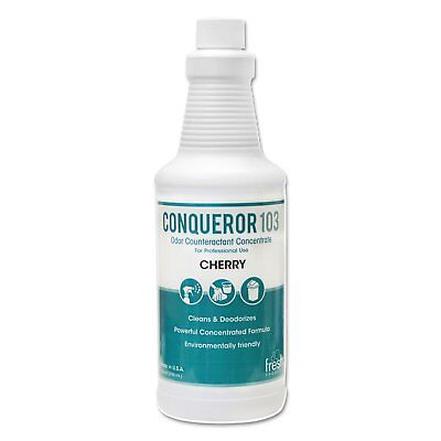 Fresh Products Conqueror 103 Odor Counteractant Concentrate Cherry 32-ounce