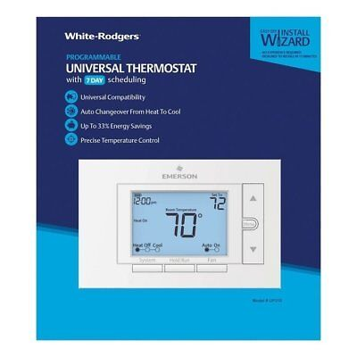 White Rodgers  Digital Programmable Thermostat