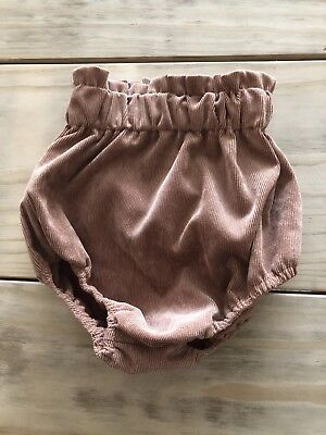 Bonnie And Harlo Baby Corduroy Bloomers