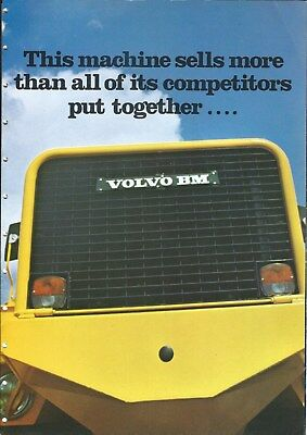 Equipment Brochure - Volvo BM - 860 - Dump Truck - Customer Comments (E4831)