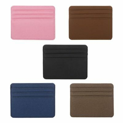 Card Holder Slim Bank Credit Card ID Cards Coin Pouch Case Wallet Bag Organizer