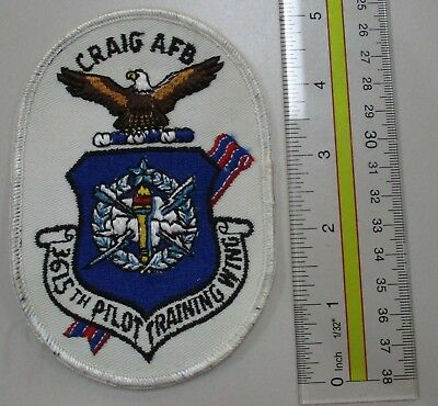 Usaf Military Patch Air Force 3615Th Pilot Training Wing