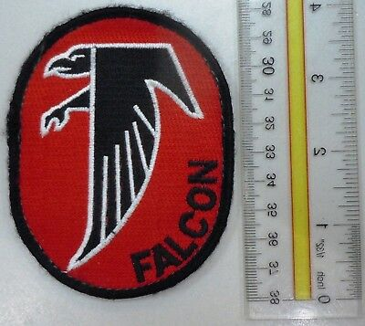 Usaf Military Patch Pilot Training Class Falcon Flight