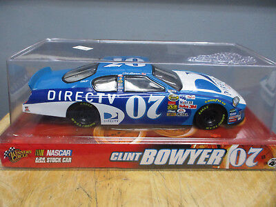 7 Clint Bowyer 2007 Nascar Monte Carlo Direc Tv 1 24 Winners Circle Diecast