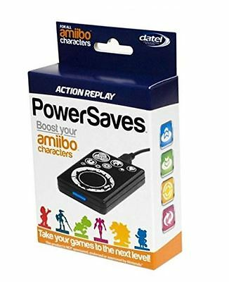 NEW Datel Action Replay Powersaves for Amiibo Character Boost and Cheats