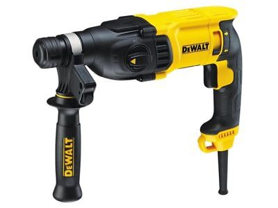 Dewalt D25133K SDS 3 Mode Hammer Drill 800 Watt 240 Volt 26mm