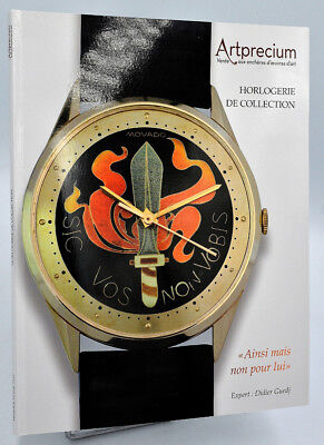 Catalogue HORLOGERIE DE COLLECTION Drouot-Artprecium 2012, Didier Guedj