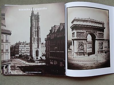 "Rare Catalogue De Ventes "" Gustave Le Gray : 18 Vues De Paris "" Superbes Lots !!"