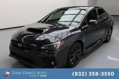 2018 Subaru WRX Limited Texas Direct Auto 2018 Limited Used Turbo 2L H4 16V Manual AWD Sedan Moonroof