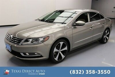 2013 Volkswagen CC Sport Plus 4dr Sedan 6A Texas Direct Auto 2013 Sport Plus 4dr Sedan 6A Used Turbo 2L I4 16V Automatic