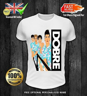 DOBRE BROTHERS MARCUS LUCAS T SHIRT KIDS boys girls youtuber ps4 4