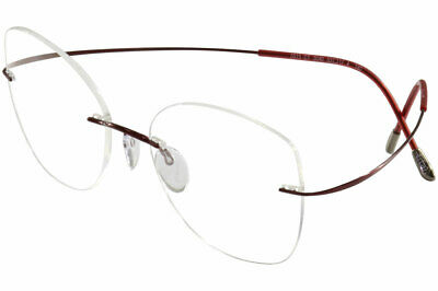 f9c1a6dbac8a Silhouette Eyeglasses TMA Must Collection Chassis 5515 3040 Optical Frame