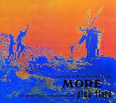 PINK FLOYD Music From The Film More CD BRAND NEW 2016 Edition