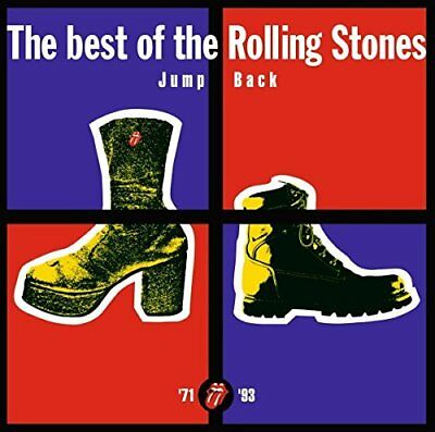 The Rolling Stones ~ Very Best of ~ Greatest Hits Collection 1971-1993 ~ NEW CD
