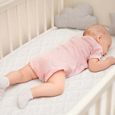 "Pack N Play Soft Cotton Surface Waterproof Crib Mattress(39"" x 27"" ) Pad Cover"