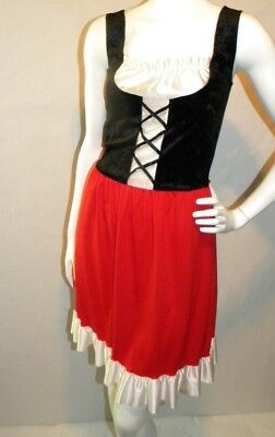 Womens BAR MAID / WENCH / PIRATE costume -  ONE SIZE FITS MOST