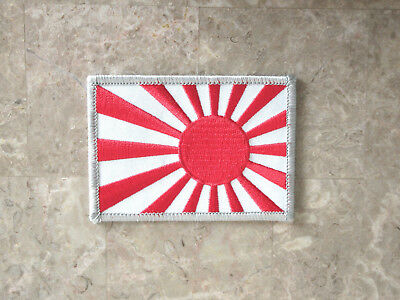 Japan Rising Sun Flag Patch