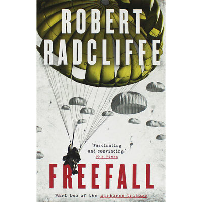 Freefall by Robert Radcliffe (Paperback), Fiction Books, Brand New