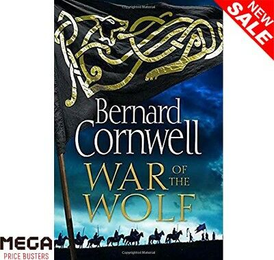 War of the Wolf (The Last Kingdom Series, by Bernard Cornwell New Hardcover Book