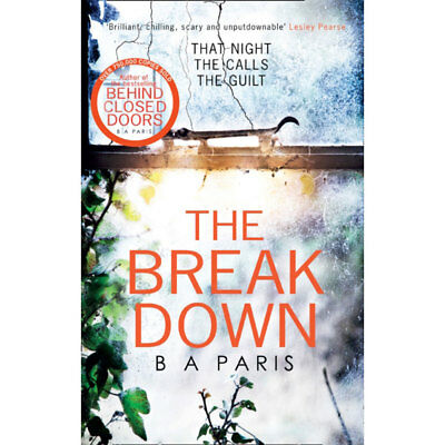 The Breakdown by B A Paris (Paperback), Fiction Books, Brand New