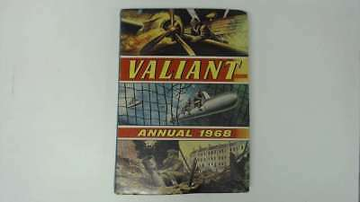 Acceptable - Valiant Annual 1968 - No Author. 1967-01-01 The hinges are in good