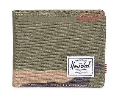 Herschel Purse Roy Plus Coin RFID Wallet