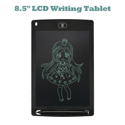 8.5 Inch LCD Writing Tablet Pad e-Writer Drawing Memo Message Notice Board AH350