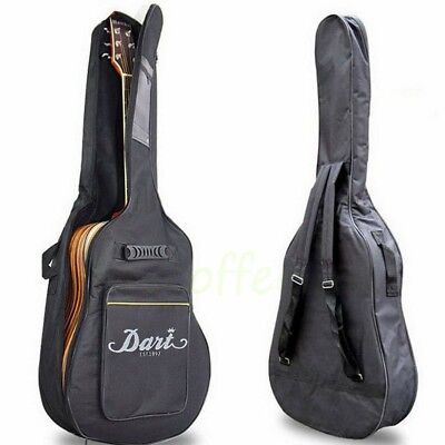 DAIT Guitar Bag Acoustic Classical Electric Bass Case Cover GigBag With Straps