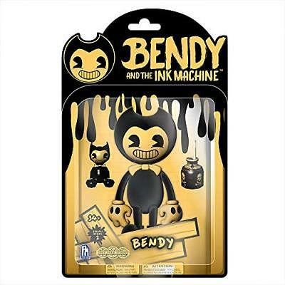 Bendy and the Ink Machine  Yellow Bendy Action Figure