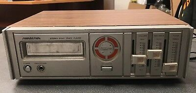SOUNDESIGN Stereo 8 TRACK Player MODEL 4126