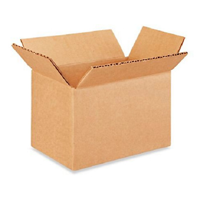 25 6x4x4 Cardboard Paper Boxes Mailing Packing Shipping Box Corrugated Carton