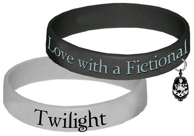 Jewellery--Twilight - Jewellery Rubber Bracelet - Fictional Characters