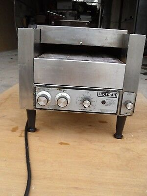 Used Holman T710 Counter Top Commercial Conveyor Toaster - Electric