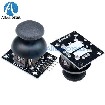 5PCS 5Pin JoyStick Breakout Module Shield PS2 Joystick Game Controller