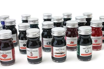 J Herbin 10ml Fountain Ink Bottle - Available in 30 Colours