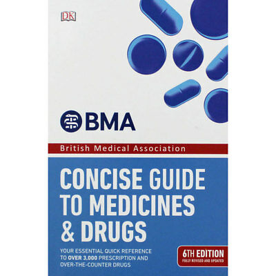 BMA Concise Guide to Medicines and Drugs (Paperback), Non Fiction Books, New