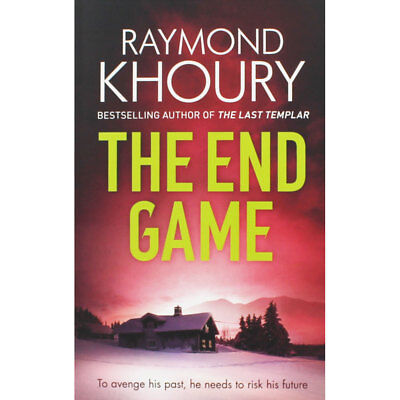 The End Game by Raymond Khoury (Paperback), Fiction Books, Brand New