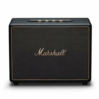 Marshall Woburn Multi-Room WIFI Lautsprecher Black WLAN Bluetooth Speaker Boxen