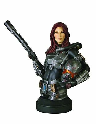 Star Wars - Shae Vizla The Old Republic COLLECTIBLE Mini Bust NEW Gentle Giant