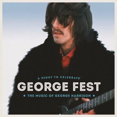 George Fest: A Night To Celebrate The Music Of - 2CD's+DVD - Minor Case Damage