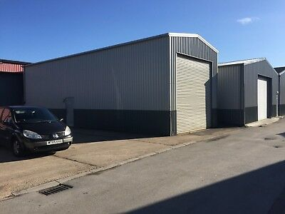 *BRAND NEW* Steel Building 10x20x4.5 perfect for small workshop or storage shed.