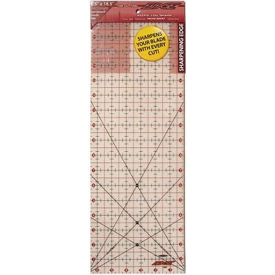 """Sullivans The Cutting Edge Frosted Ruler-6-1/2""""x18-1/2"""""""
