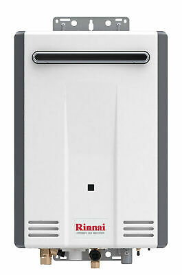 Rinnai V53DeLP Outdoor Whole House Liquid Propane Tankless Water Heater 5.3 Gall