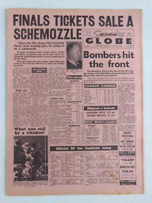 1968 07 20 'finals Ticket Sales A Schemozzle' The Sporting Globe Newspaper